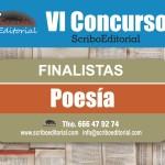 cartel finalistas-poesia- sexto concurso
